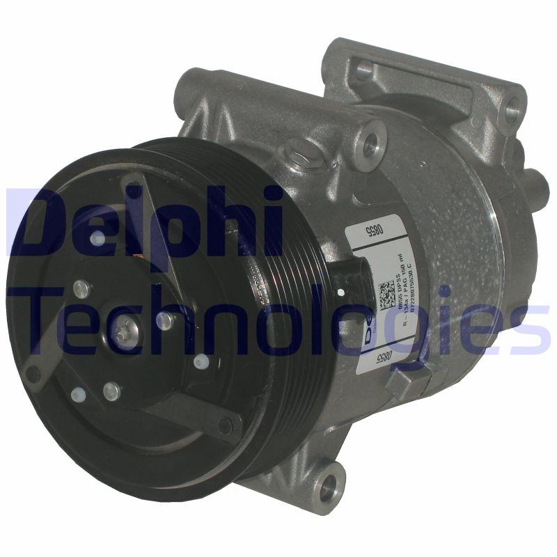 Kompresor klimatizace DELPHI TSP0155829