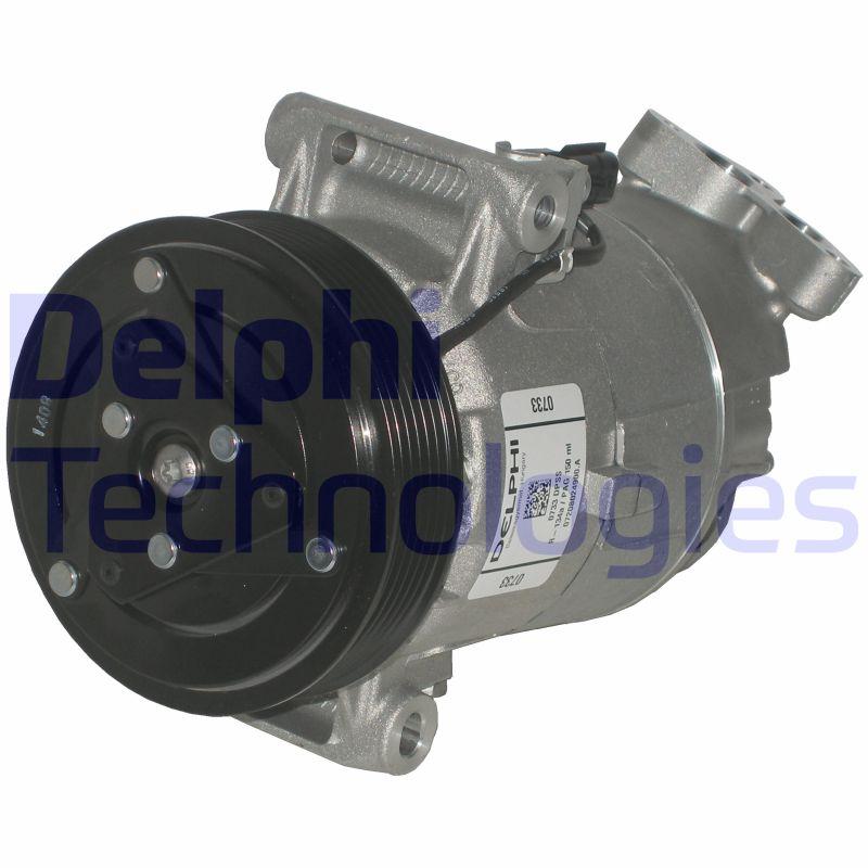 Kompresor klimatizace DELPHI TSP0155830