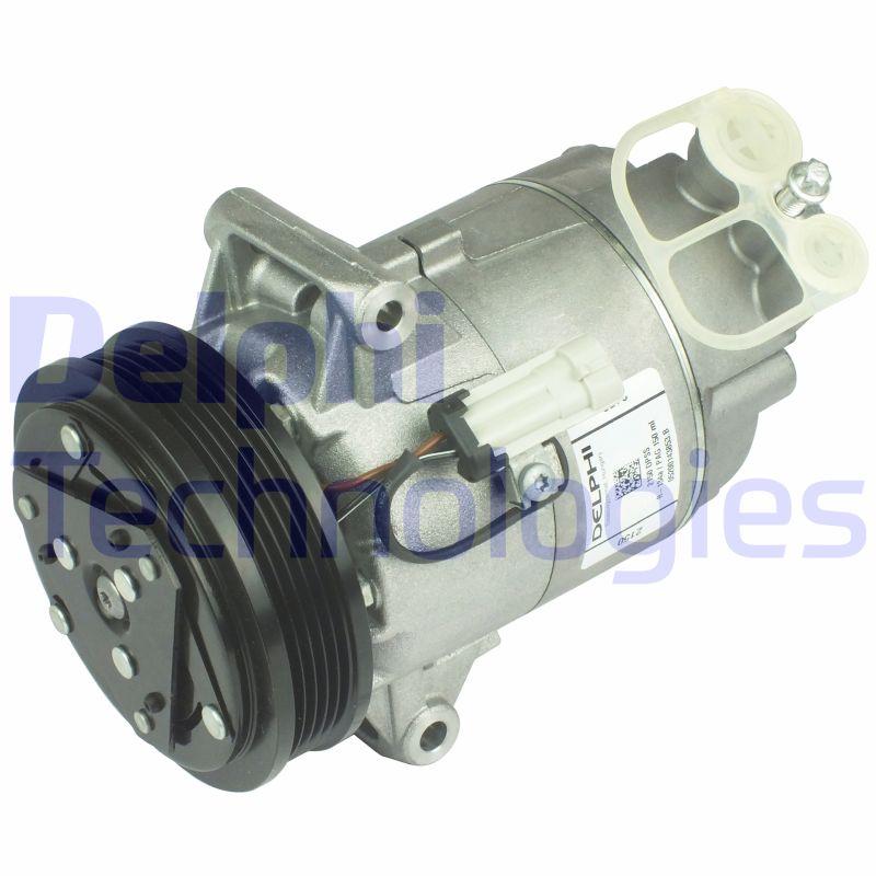 Kompresor klimatizace DELPHI TSP0155930