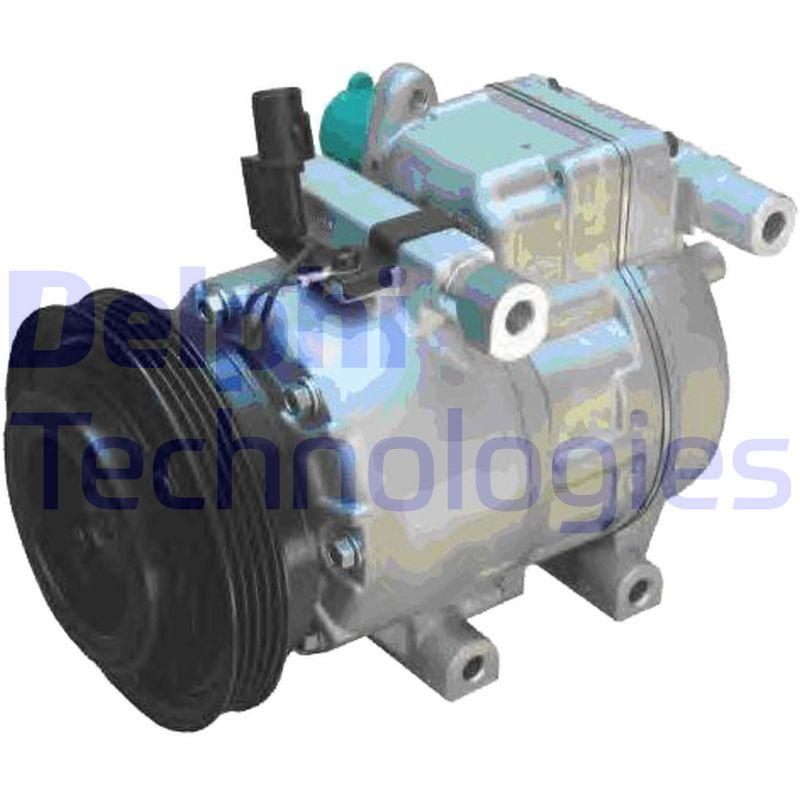 Kompresor klimatizace DELPHI TSP0155938