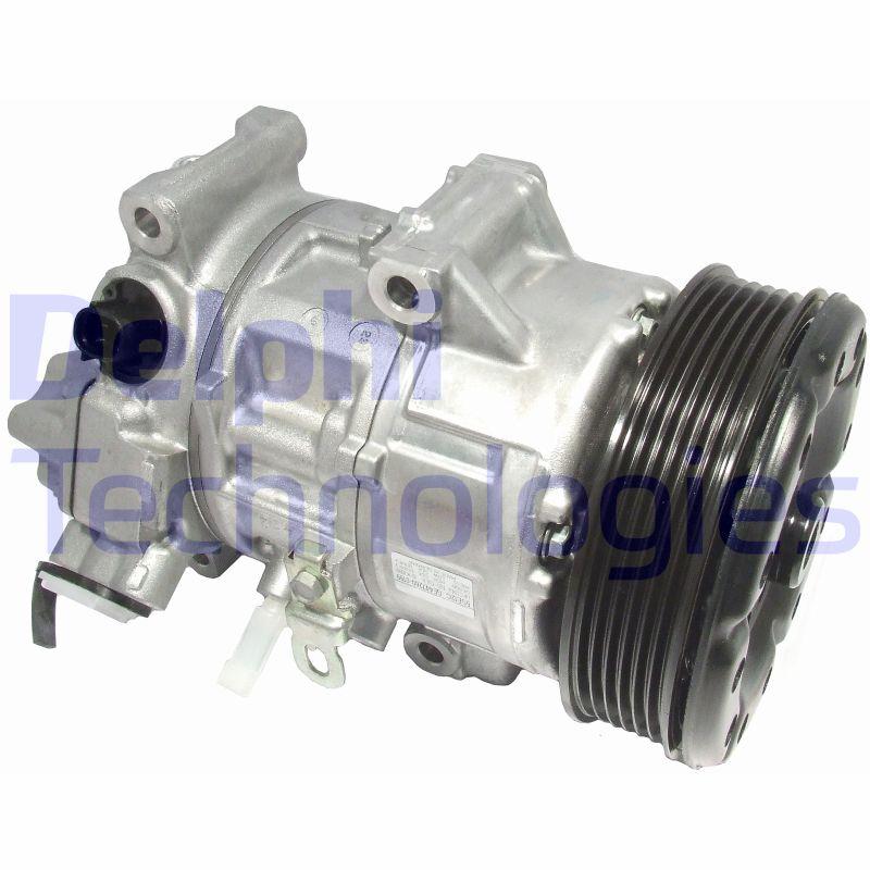 Kompresor klimatizace DELPHI TSP0155945