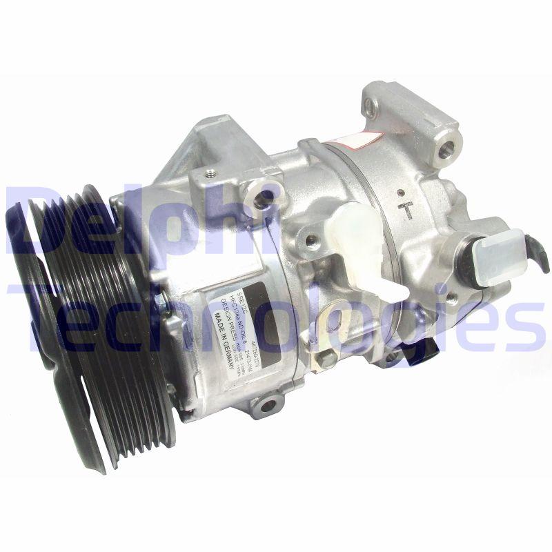 Kompresor klimatizace DELPHI TSP0155946