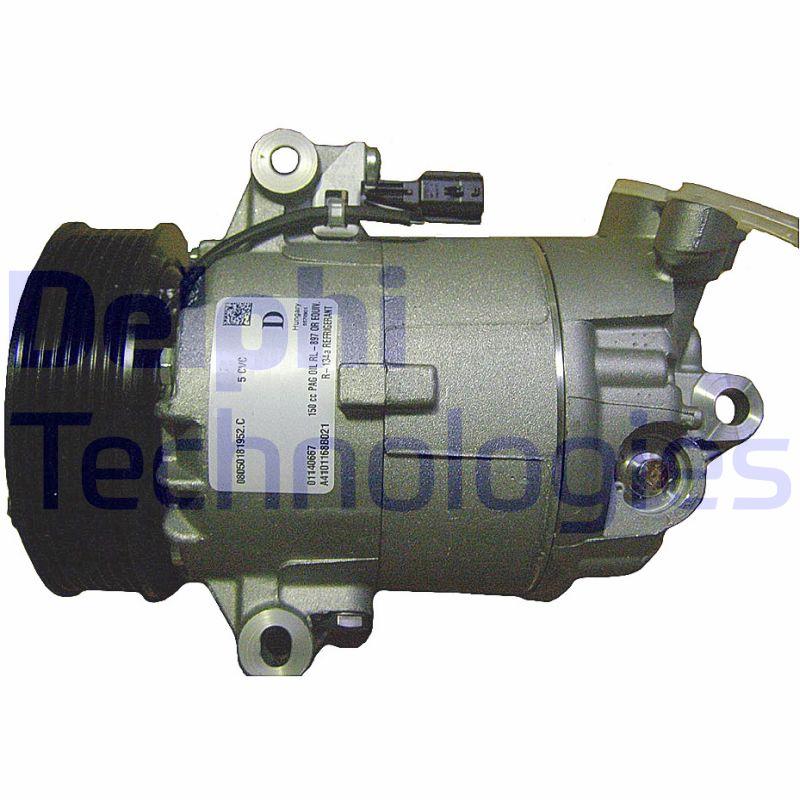 Kompresor klimatizace DELPHI TSP0155963