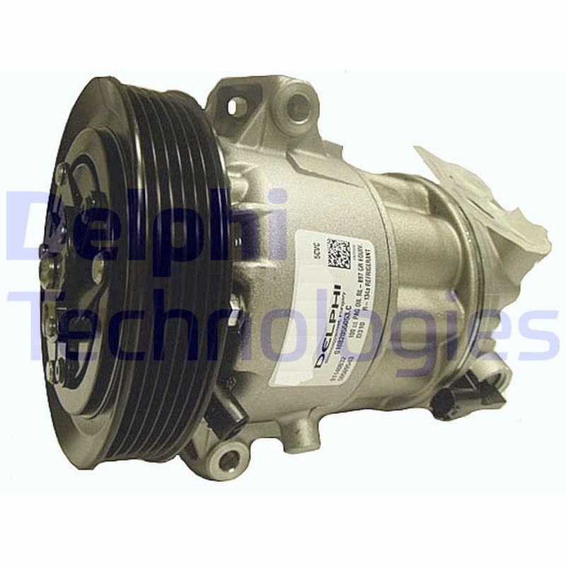 Kompresor klimatizace DELPHI TSP0155974