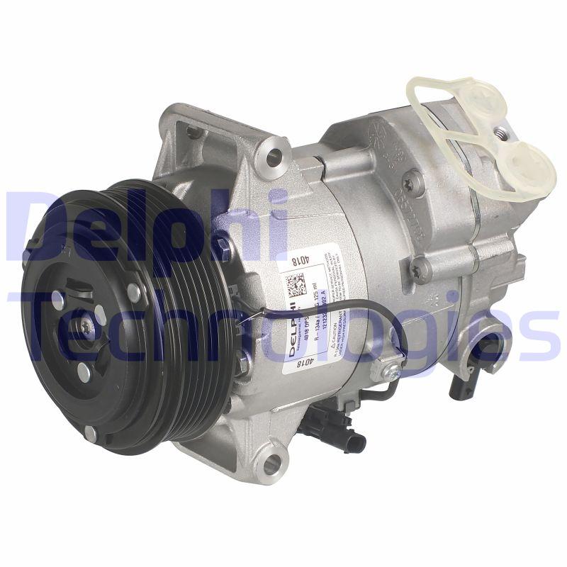 Kompresor klimatizace DELPHI TSP0155988