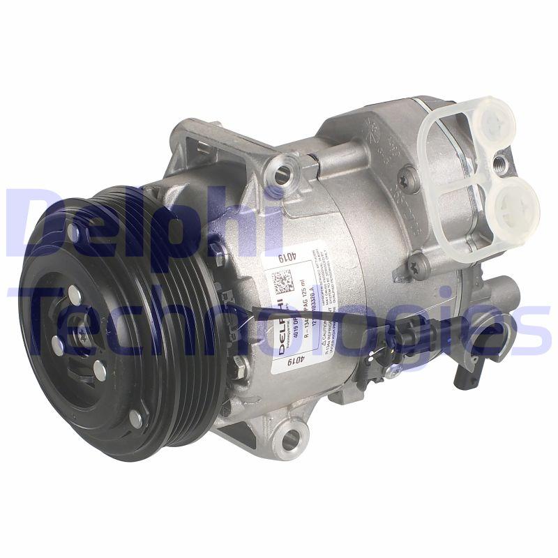 Kompresor klimatizace DELPHI TSP0155989