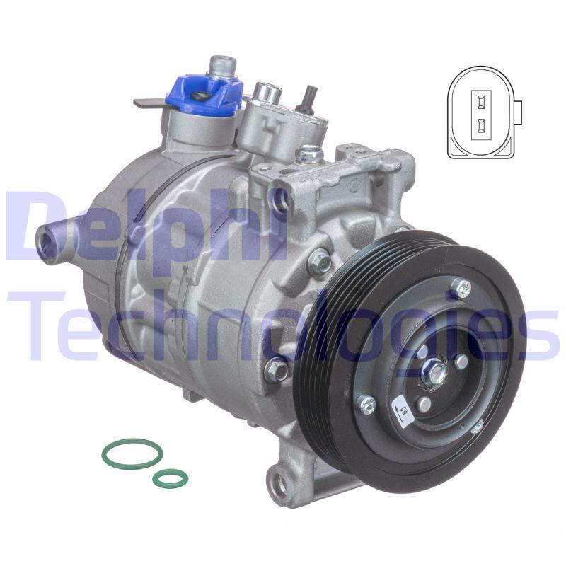 Kompresor klimatizace DELPHI TSP0155997