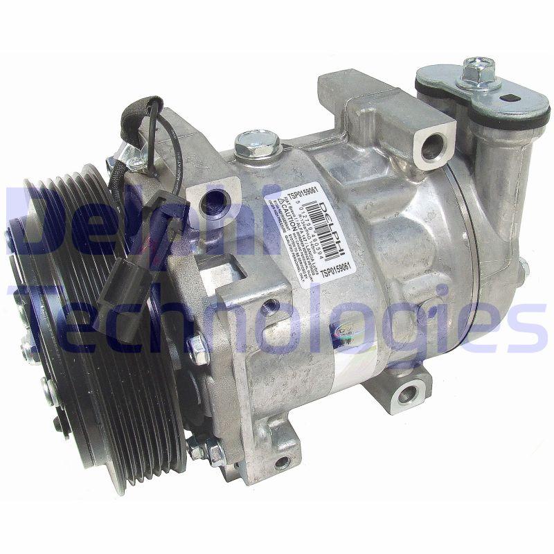 Kompresor klimatizace DELPHI TSP0159061