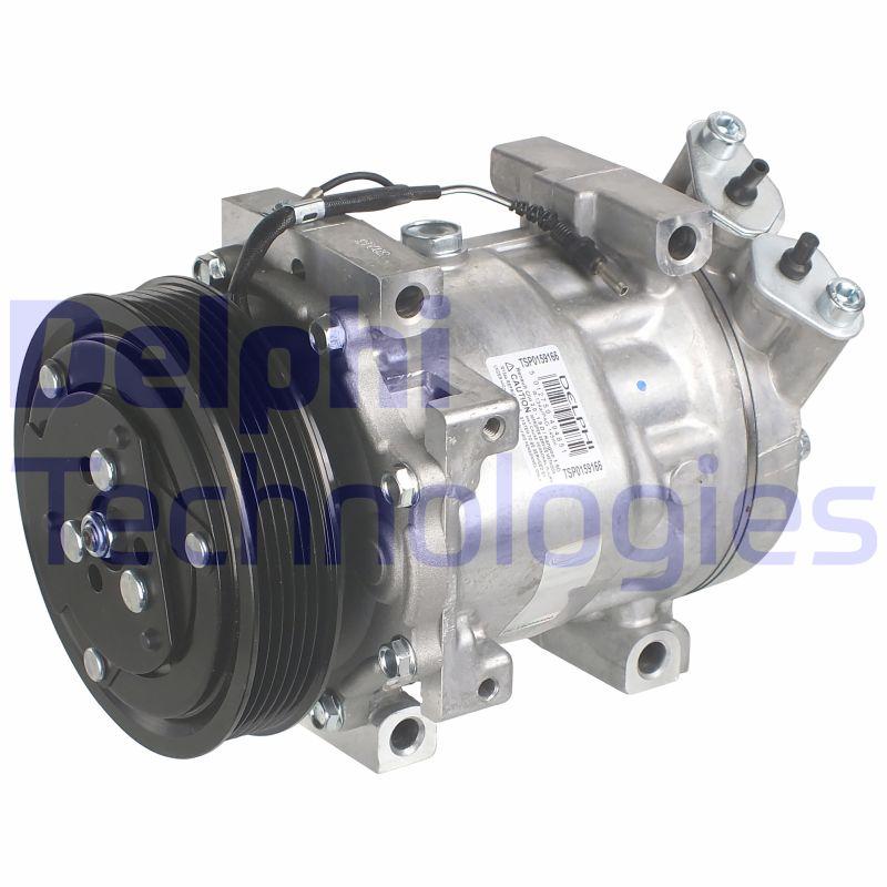 Kompresor klimatizace DELPHI TSP0159166