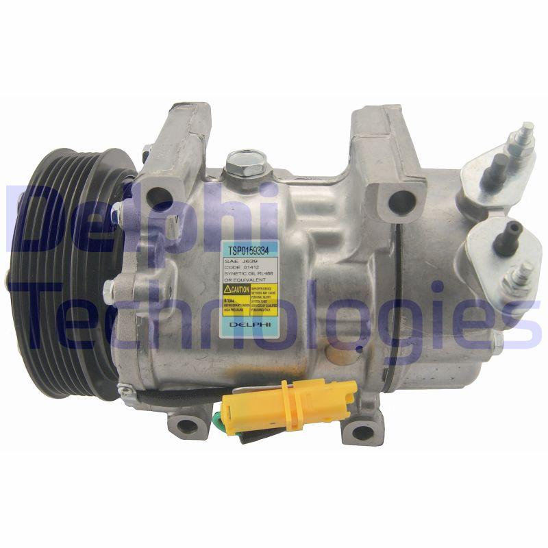 Kompresor klimatizace DELPHI TSP0159334