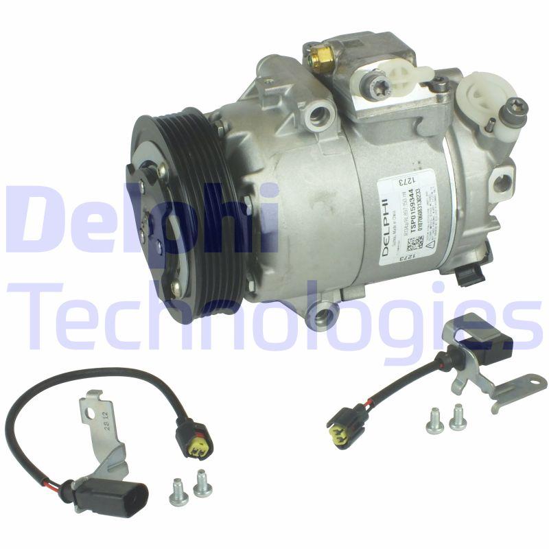 Kompresor klimatizace DELPHI TSP0159344