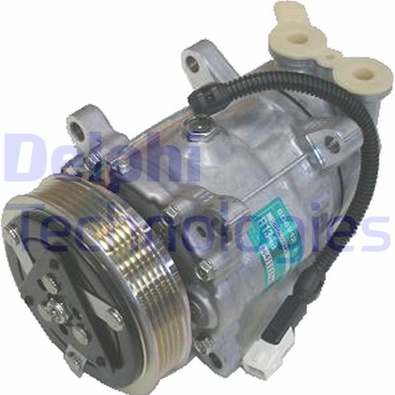 Kompresor klimatizace DELPHI TSP0159424