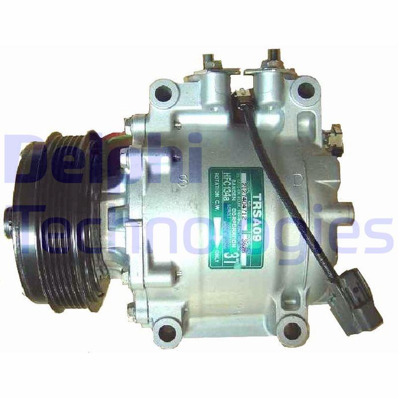 Kompresor klimatizace DELPHI TSP0159861