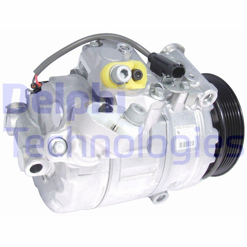 Kompresor klimatizace DELPHI TSP0159958