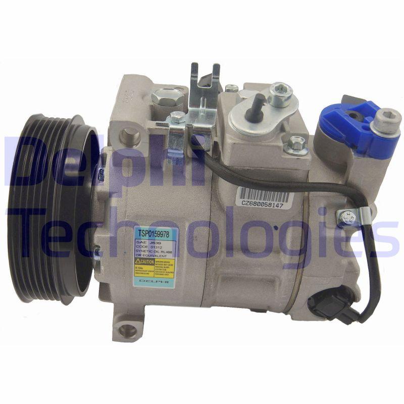 Kompresor klimatizace DELPHI TSP0159978
