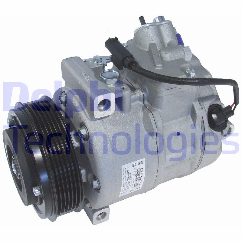 Kompresor klimatizace DELPHI TSP0159979